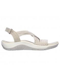 Sandalia Mujer Skechers 163052